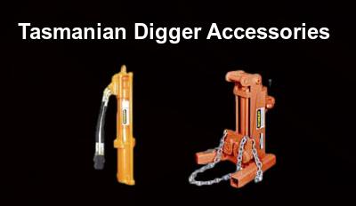 tasmanian digger accessories